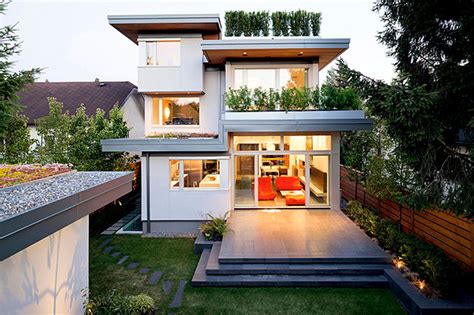 Leed Certified Homes | leed platinum residence in vancouver by frits de vries