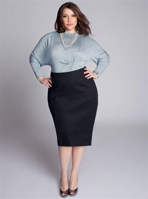 plus size style on pinterest for older women look femme ronde quelques id 233 es d inspiration