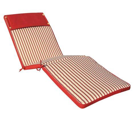 cuscino per lettino cuscini per lettino da esterno lettino da giardino dendon