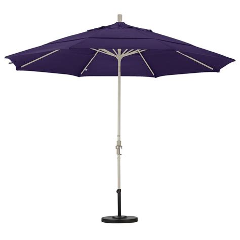 california umbrella 11 ft aluminum collar tilt