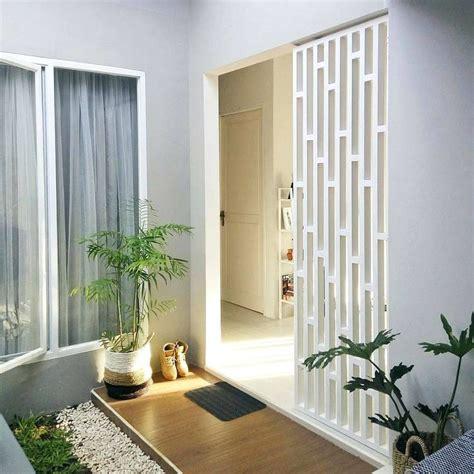 Ac Rumah Terbaru desain rumah dengan taman didalam