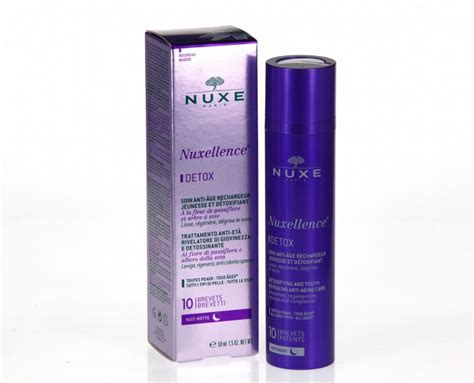 How To Use Nuxellence Detox by Nuxellence Detox By Nuxe Coucou