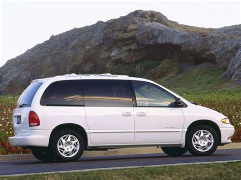 electric and cars manual 1999 dodge grand caravan electronic valve timing dodge caravan 1998 picture 2 of 2