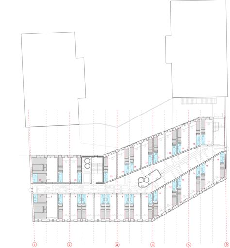 housing plan s housing on pinterest micro apartment architects and floor plans