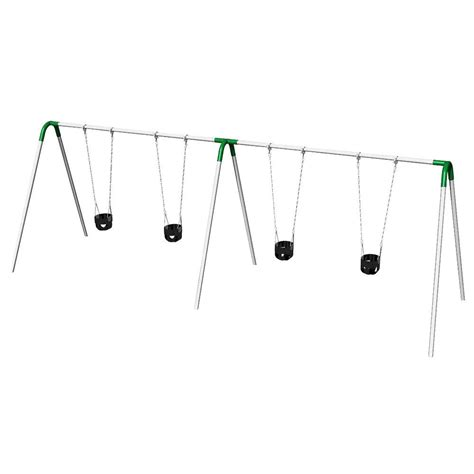 lifetime 10 foot a frame swing set lifetime 10 ft a frame swing set primary colors 90200