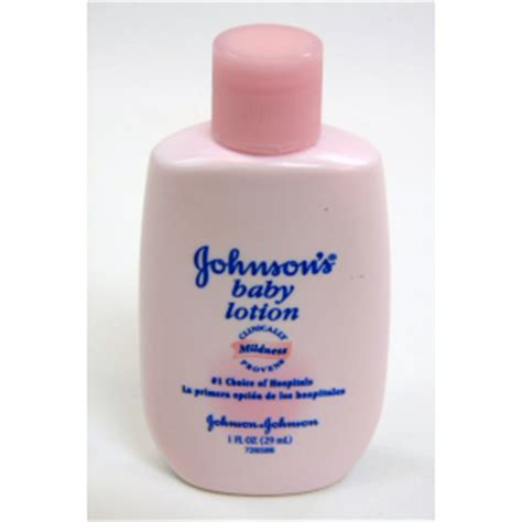 johnsons baby lotion travel size miniature products superstore