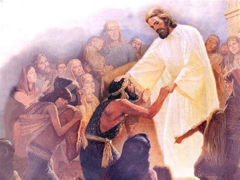imagenes de jesus sanando un ciego 6 verdadero dios y verdadero hombre cronicadeunatraicion