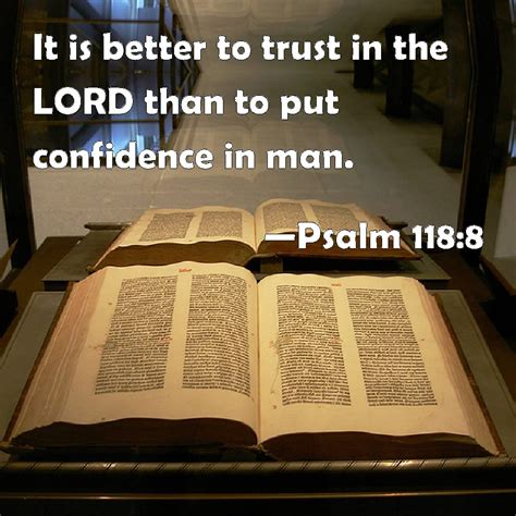 genesis 49 esv psalm 118 8 it is better to trust in the lord than to put