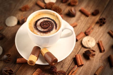 Cocoa Coffee cocoa and cinnamon coffee pictures photos and images for