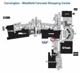 Chadstone Shopping Centre Floor Plan cannington hbf branch
