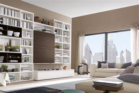 libreria soggiorno libreria componibile in legno 584 napol arredamenti