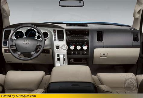 photo gallery  toyota tundra interior autospies