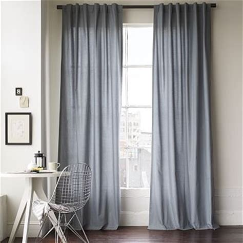 Slate Blue Curtains Slate Blue Cotton Curtains Pretty Shade Of Blue Curtains Pinterest Cotton Canvas Coffee