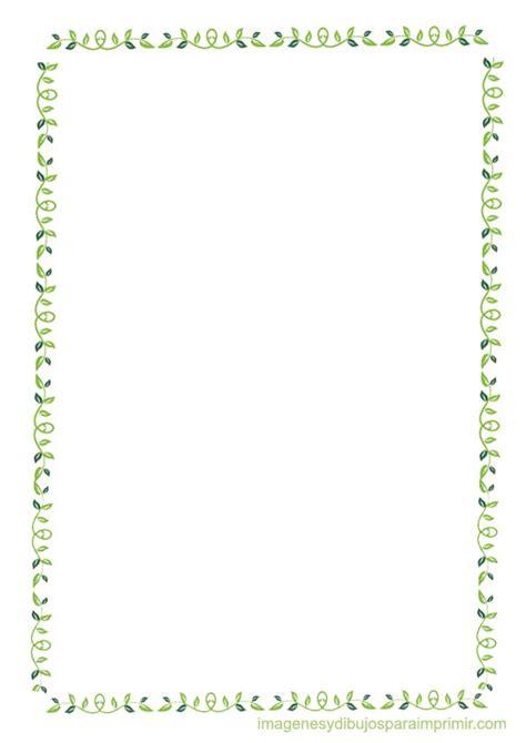 imprimir imagenes en varias hojas las 25 mejores ideas sobre hojas con margen en pinterest