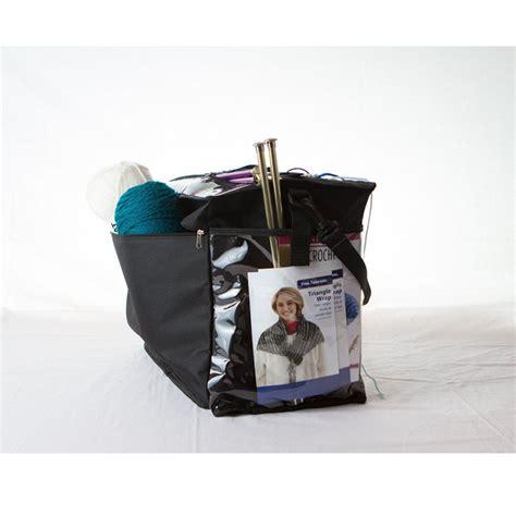 knitting tote bag organizer knitting bag yarn organizer crochet tote bag for yarn