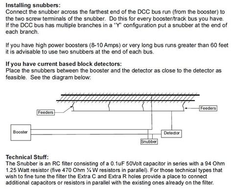 dcc basics wiring a layout for dcc power ho railroad