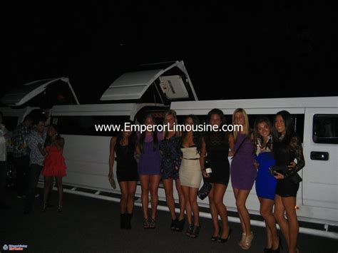 Bachelorette Limo by Best Bachelorette Company In Illinois