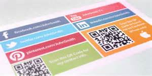 business card social media relations san diego social media content