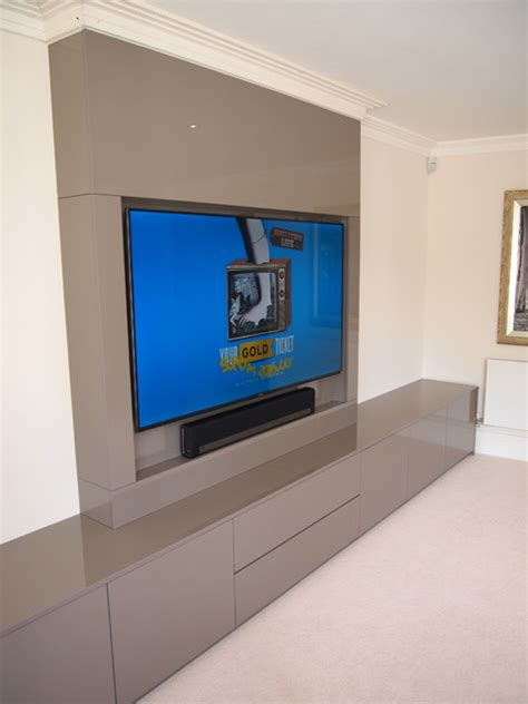 Modern Furniture And Home Decor by North London Av Cabinets And False Chimney Breast
