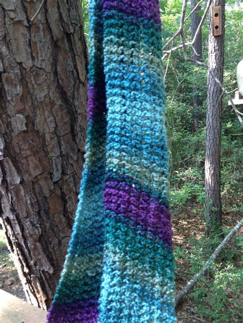 free pattern loom knit and weights on pinterest diagonal lace scarf loom knit pattern from lion brand