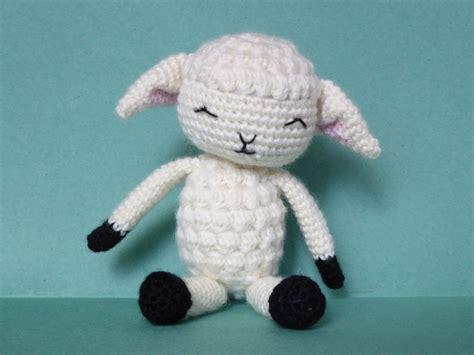 amigurumi lamb pattern free lamb amigurumi pattern amigurumi pattern