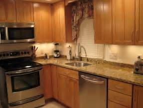 kitchen backsplash ideas with granite countertops kitchen countertop and backsplash ideas home design ideas