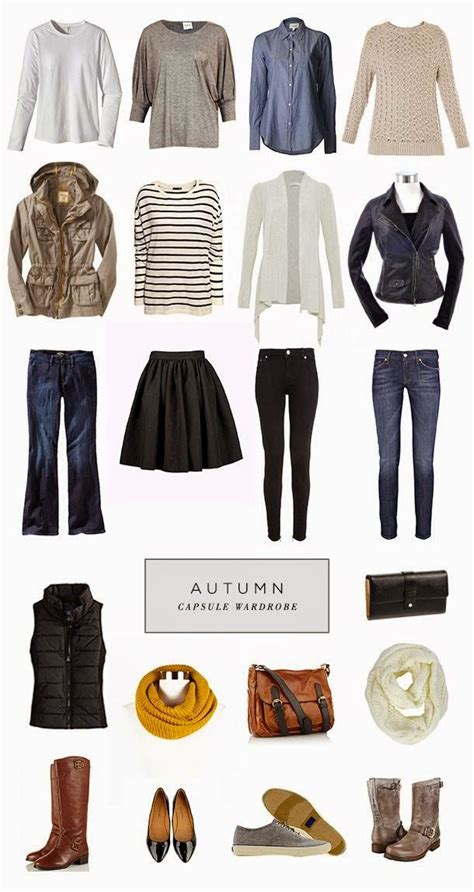 Fall Winter Capsule Wardrobe by 23 Best Fashion Casual Fall Winter Images On