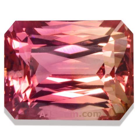 Bi Color Tourmaline tourmaline gemstones for sale at ajs gems