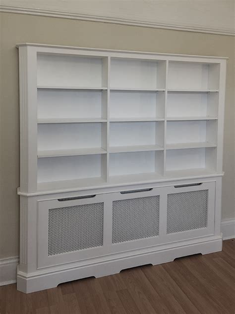 radiator cover bookcase radiator bookcase bespoke
