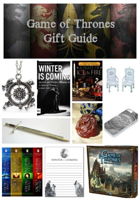 game of thrones gifts game of thrones gift guide ideas