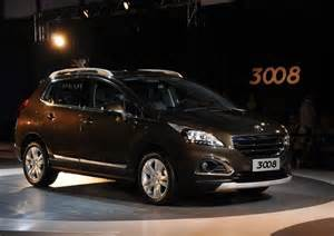 Head Curtain Airbags Dpca Premieres Chinese Built Peugeot 3008 Crossover