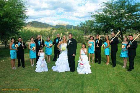 baseball themed wedding reception my tucson wedding