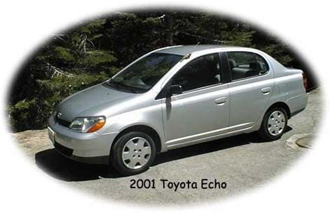 2001 Toyota Echo Mpg Daily The Seeds You Plant