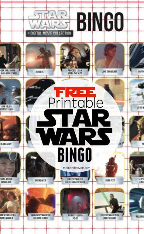 printable star wars quiz the best star wars party ideas bingo movie movie trivia