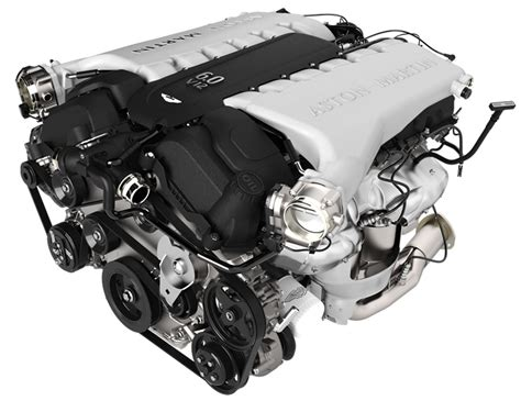 Aston Martin Engines by Db9 Technical