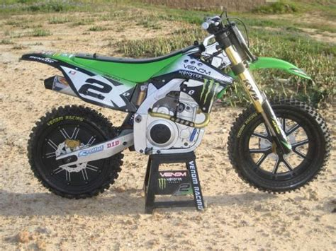 Rc Cross Motorrad Venom 450 by My Rc Dirt Bike Replica 2011 Villopoto Bike Mx Simulator