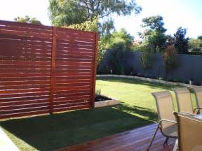 dg maintenance services decking - Backyard Screen