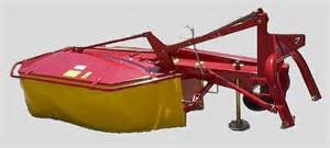 pz drum mower