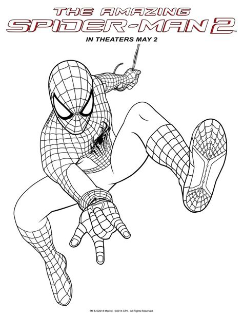 Spider 2 Coloring Pages spider 2 the magic of at home