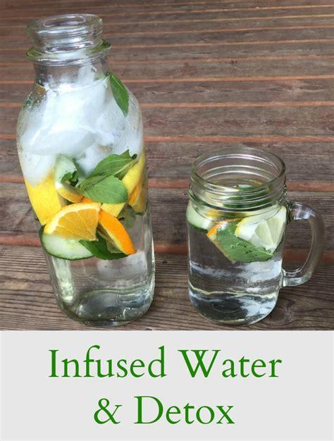 Flu Detox Water by Infused Water Detox Thewritebalance Ca One S