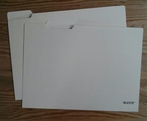 Paper Folder - managing paper with manila folders 183 sebastian morr s homepage