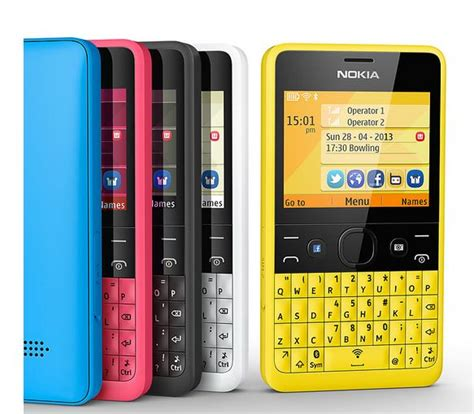 Hp Nokia Asha 210 Warna Putih best smartphone to gift to grandfather or candytech