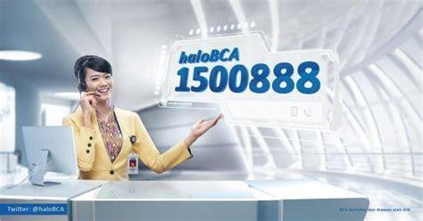 bca call center 021 kemudahan bertransaksi melalui layanan call center bca