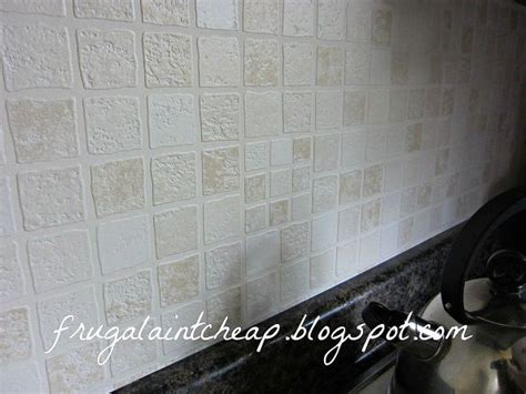 Washable Wallpaper For Kitchen Backsplash | hometalk easy and inexpensive kitchen backsplash