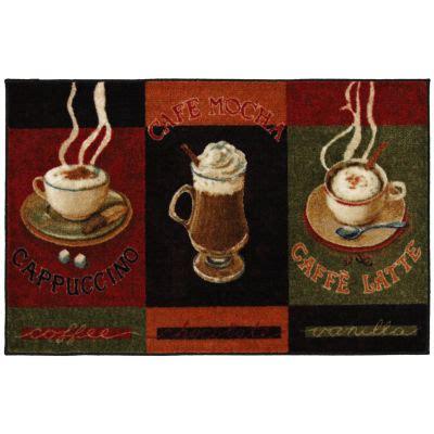 mohawk washable rugs mohawk home 174 caffe latte washable rugs