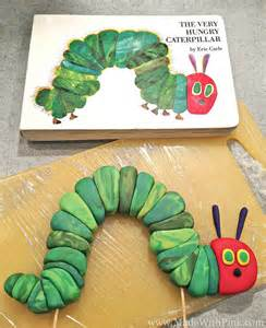 raupe nimmersatt kuchen a hungry caterpillar cake topper tutorial