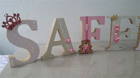 letras decoradas a letras decoradas ursinha princesa no elo7 ki luxo