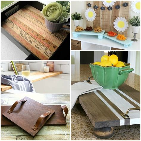 diy tray diy tray ideas easy projects my repurposed life 174