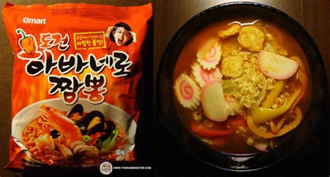hottest korean noodles top ten spiciest 2013 the ramen rater