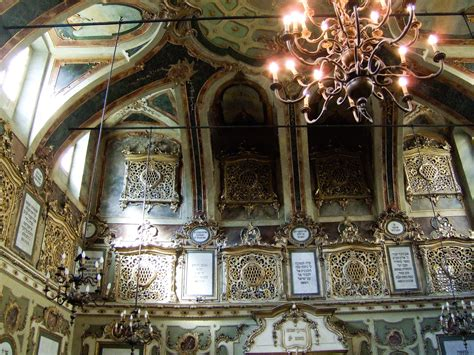 Interior Of A Synagogue by File Interior Synagogue Casale Monferrato Jpg Wikimedia